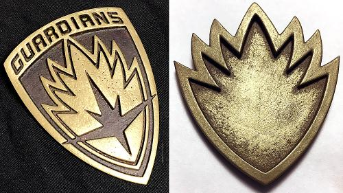 Guardians of the Galaxy Badges